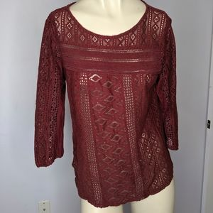 LUCKY BRAND - blouse